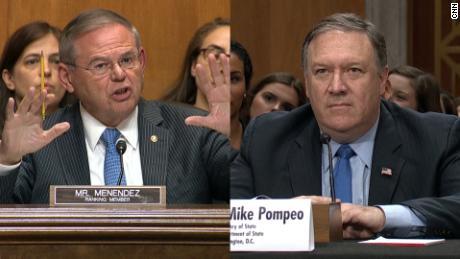 Pompeo accuses Democratic senator IG of investigating the piracy of hacking
