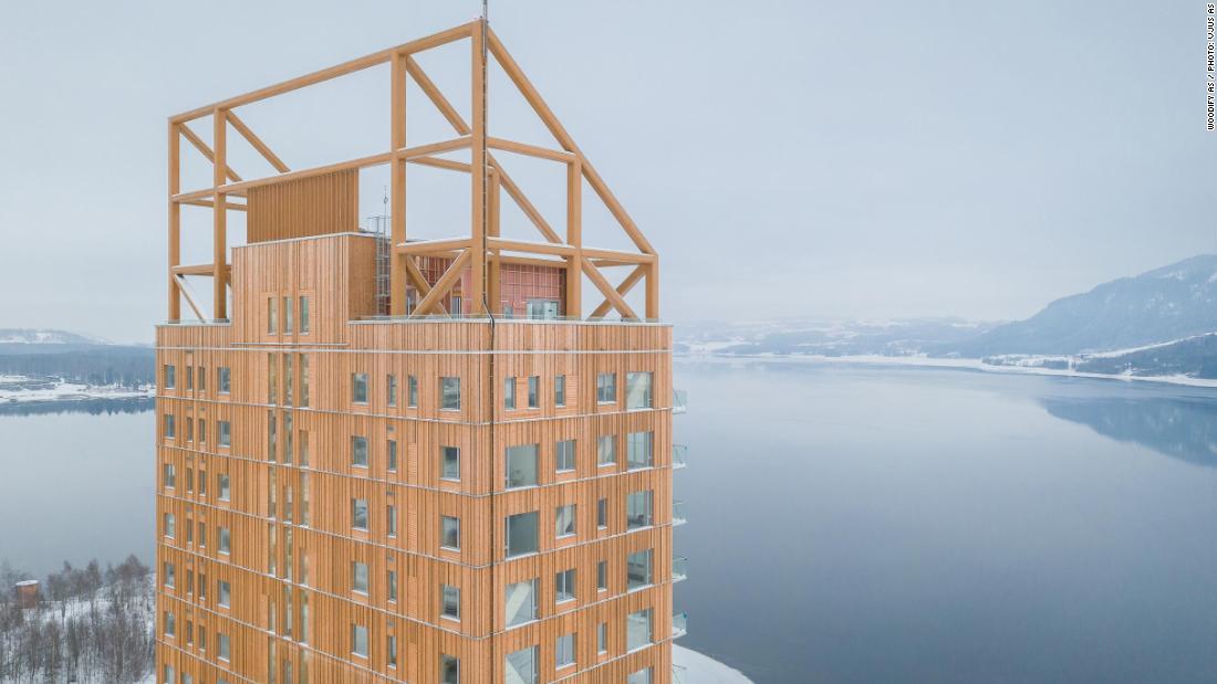 Wooden skyscrapers: Has the revolution come?
