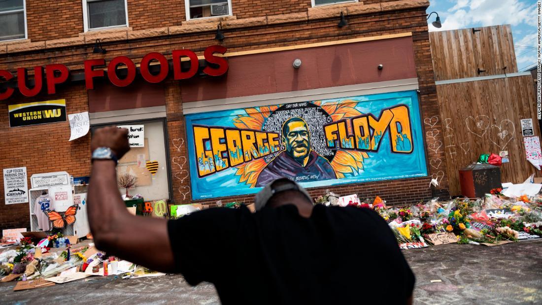 George Floyd protests America: Live updates
