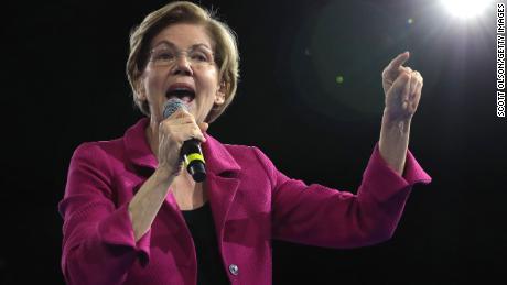 Massachusetts Year Elizabeth Warren