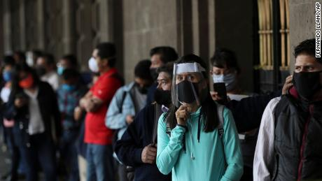 Some of Mexico and Brazil reopen after locking, despite increasing coronavirus cases