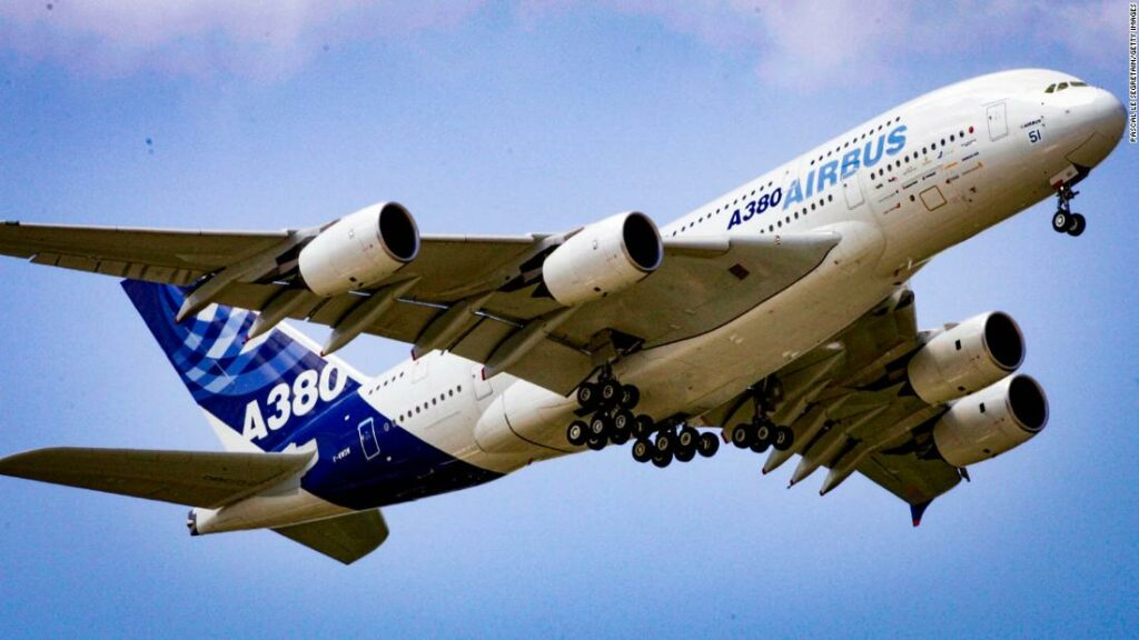How did the A380 superjumbo dream break?