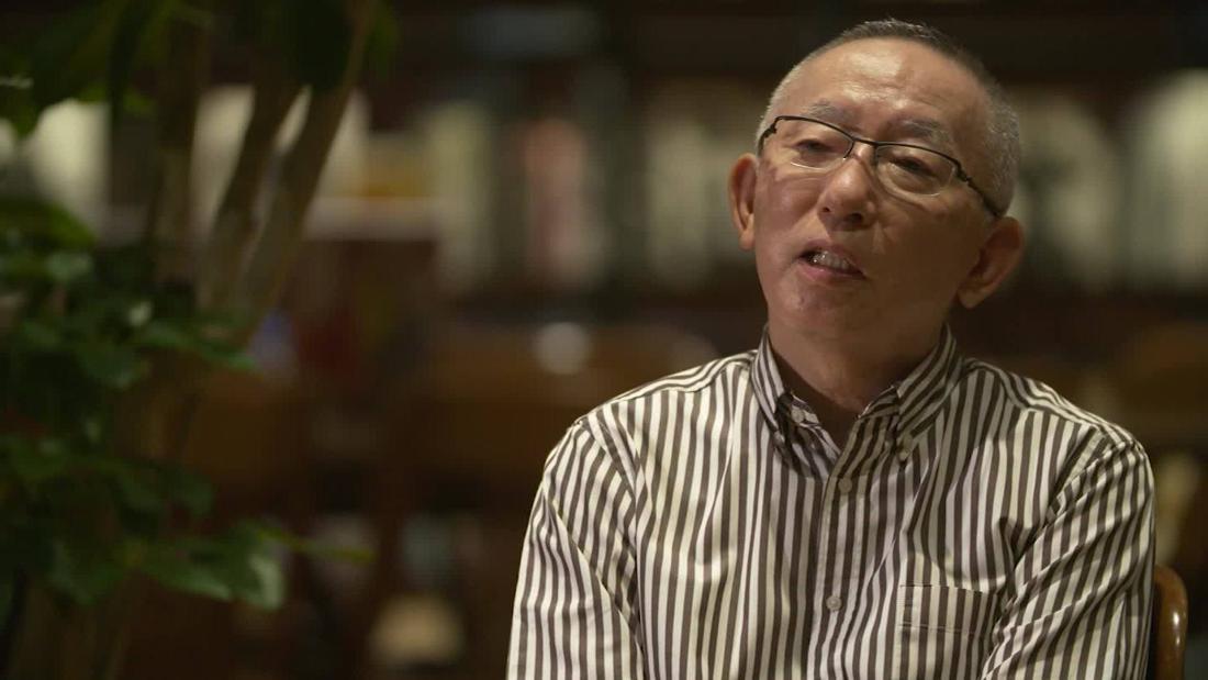 Japanese billionaire Tadashi Yanai: America's image is breaking