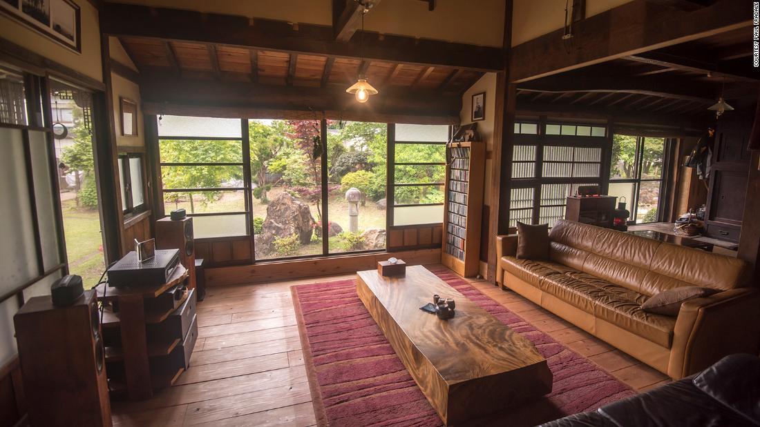 Dreamers' dream homes in rural Japan