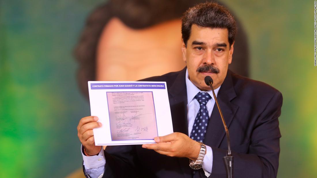 Photo of Venezuelan Maduro tightens power grip helped by coronavirus locking