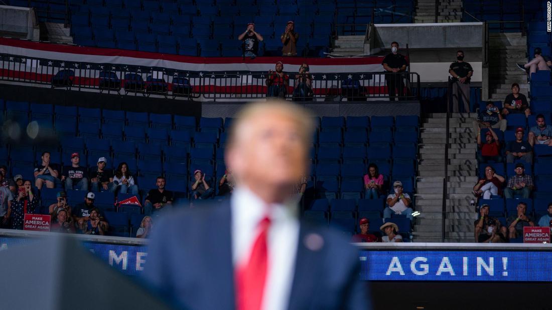 Stelter on Trump claim: That was a lie