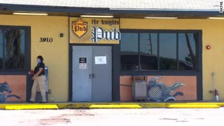 Orlando bar liquor license suspended after testing positive for dozens of boss and worker coronavirus