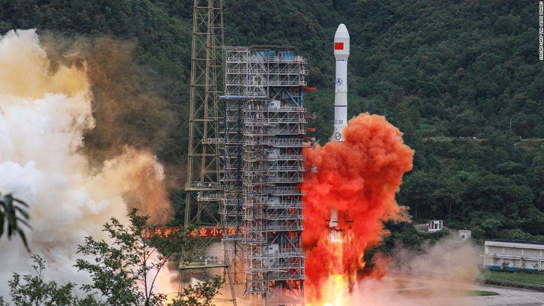 Photo of China's GPS rival Beidou is fully operational after the last satellite was broadcast