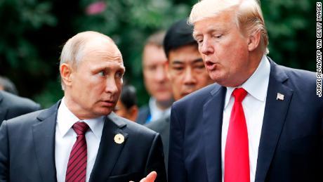 Putin uses coronavirus chaos to make a direct game to Trump