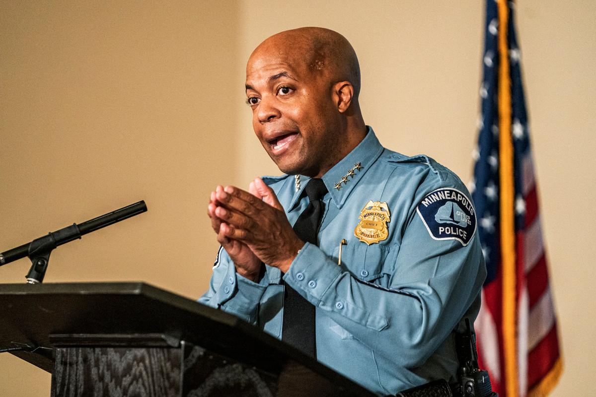 Derek Chauvin knew what George Floyd did in his death: police chief