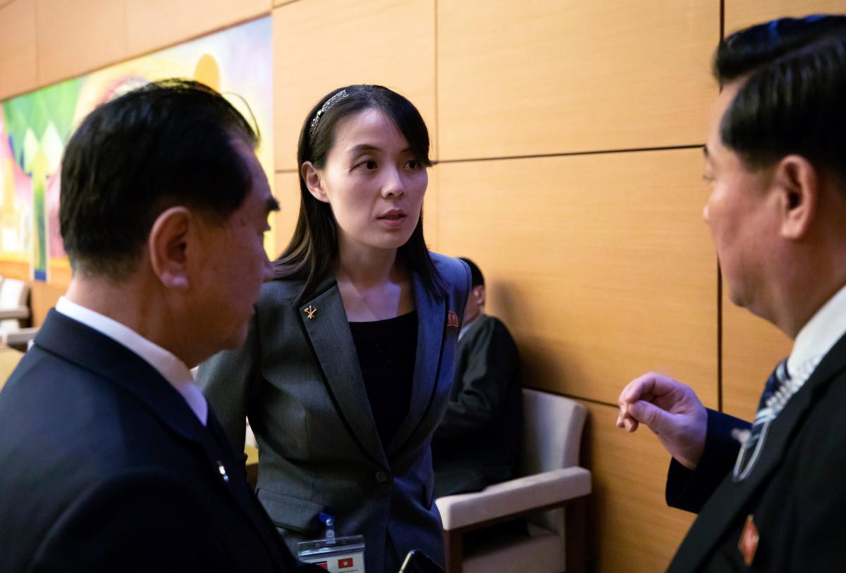 Photo of Emergency meeting in South Korea among Kim Yo Jong's threats