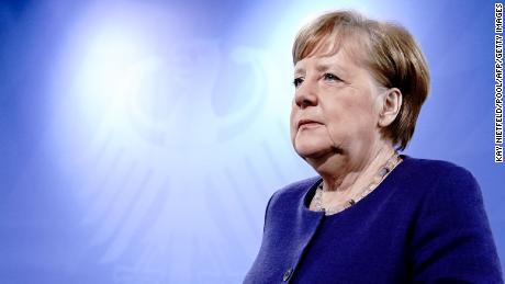 How did Angela Merkel switch from lame ducks to the global leader in coronavirus?