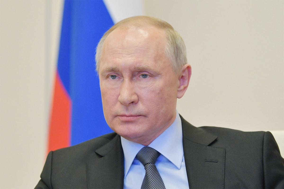 Photo of Putin has its own 'disinfection tunnel' to fight coronavirus