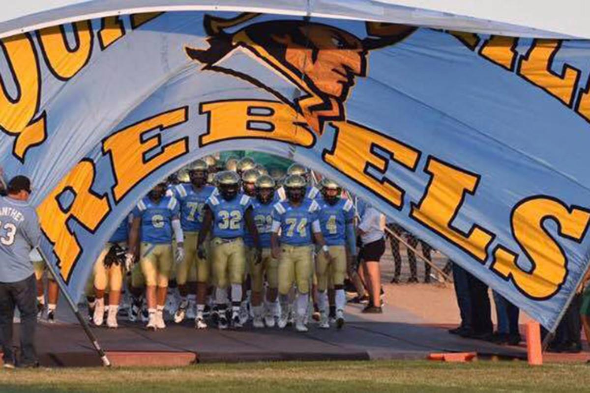 Quartz Hill High School drops 'Rebel' mascot