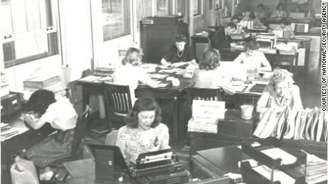 Female code breakers: the hidden figures of the biggest generation