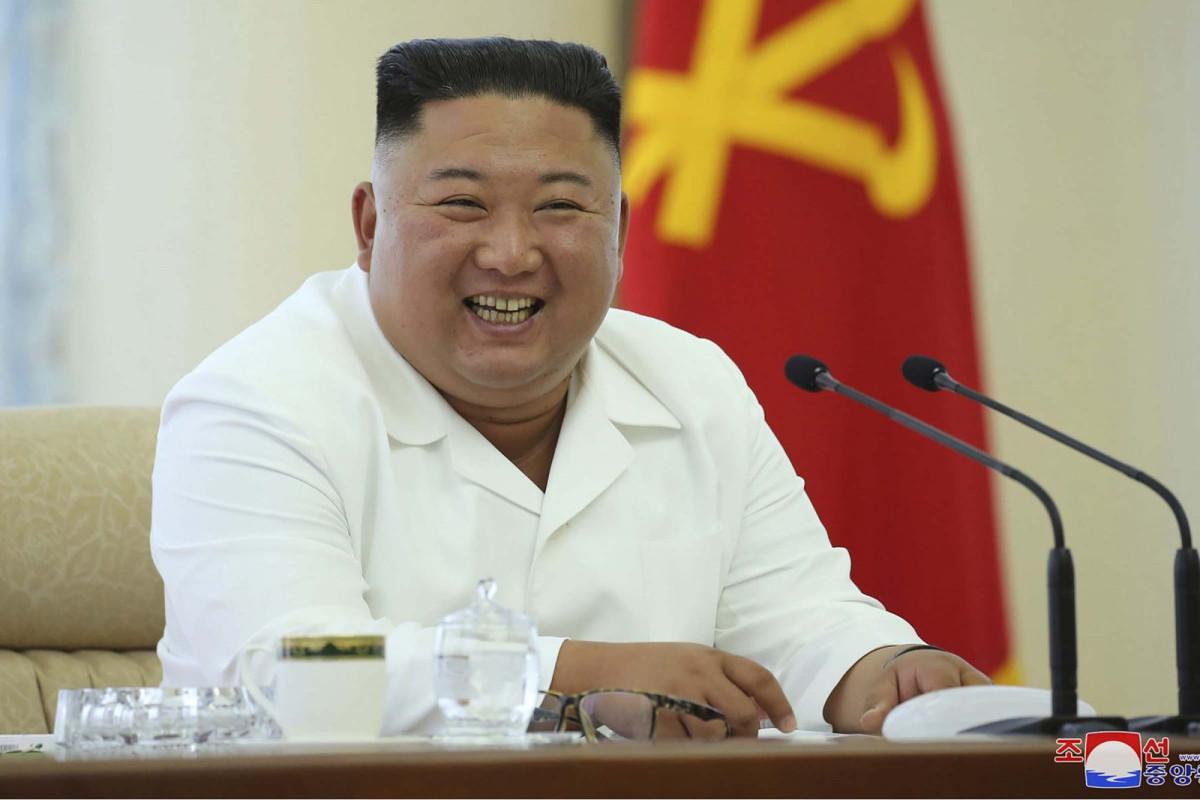 Photo of Social distances of Kim Jong Un at North Korea meeting