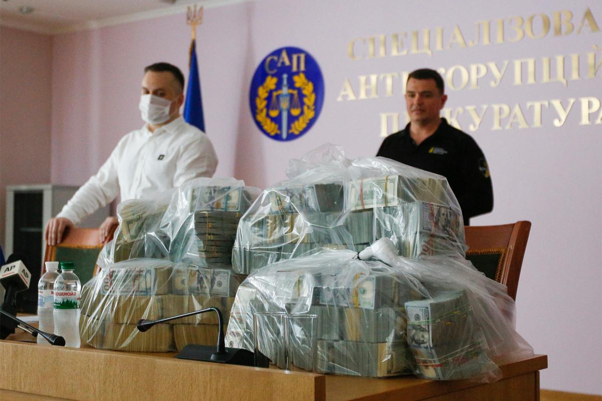 Ukraine busted bribe plan for company hiring Hunter Biden