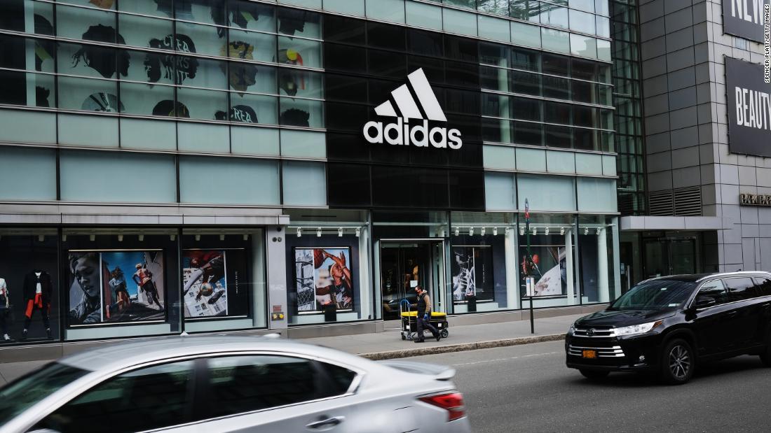 Photo of Adidas exec, Karen Parkin says racism talks are 'noise'