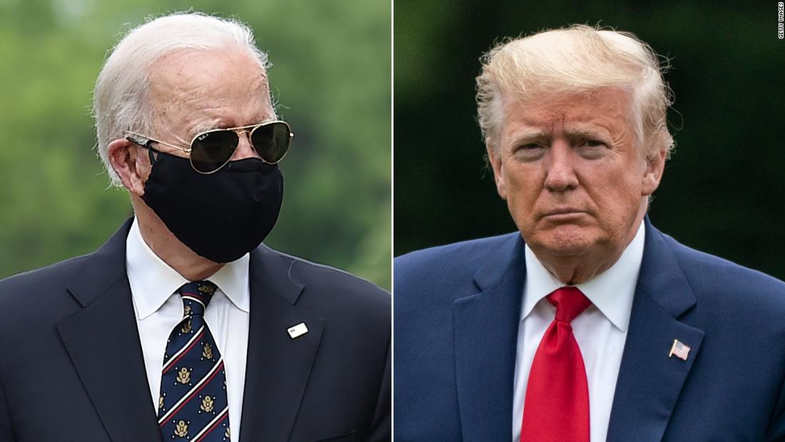 Photo of Donald Trump's anti-mask crusade comes to bite him