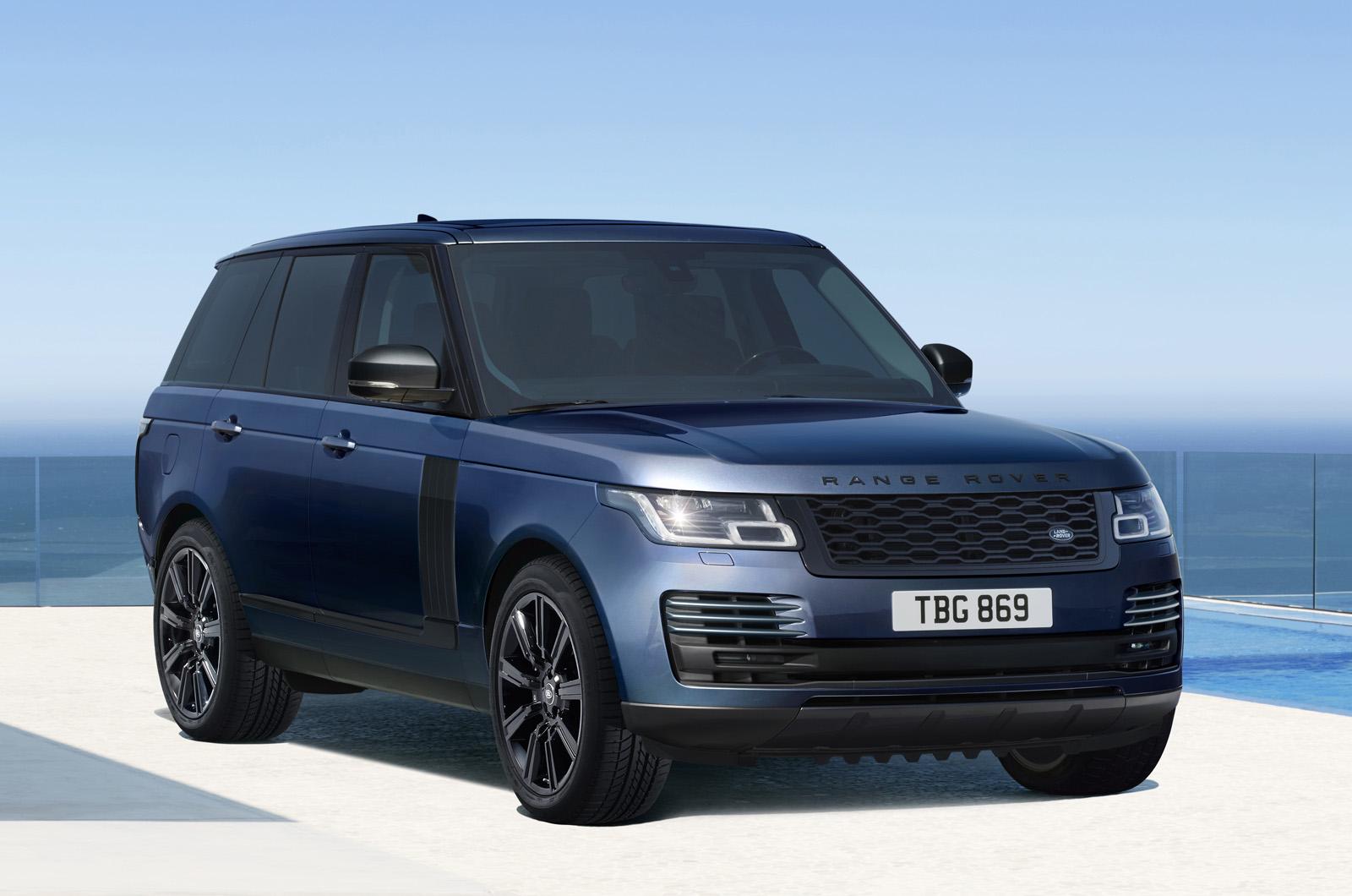 2021 Range Rover swaps diesel engines for mild-hybrid straight-six