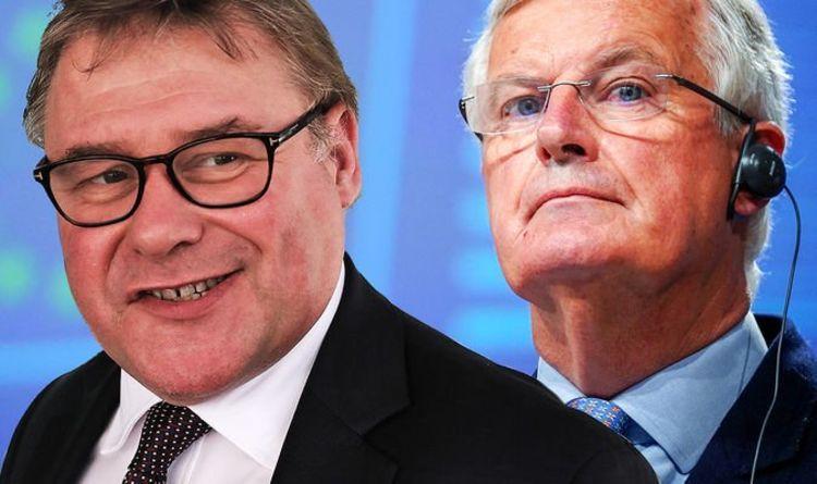 Brexit news: Leaver Francois makes UK-EU trade talks prediction | UK | News