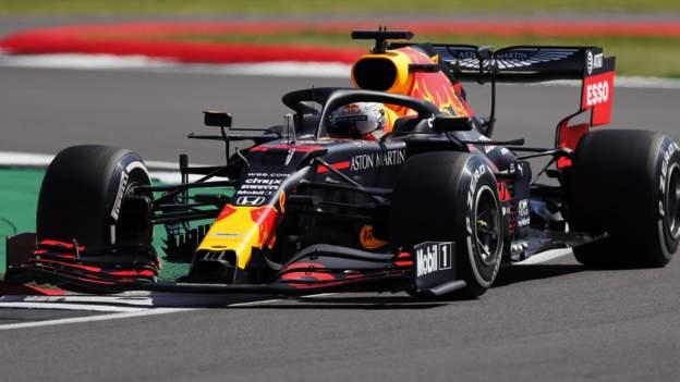British Grand Prix: Verstappen fastest in first practice, ahead of Hamilton