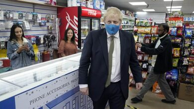 Photo of Calls for clarity on face masks after Boris Johnson said 'stricter' approach is needed in England