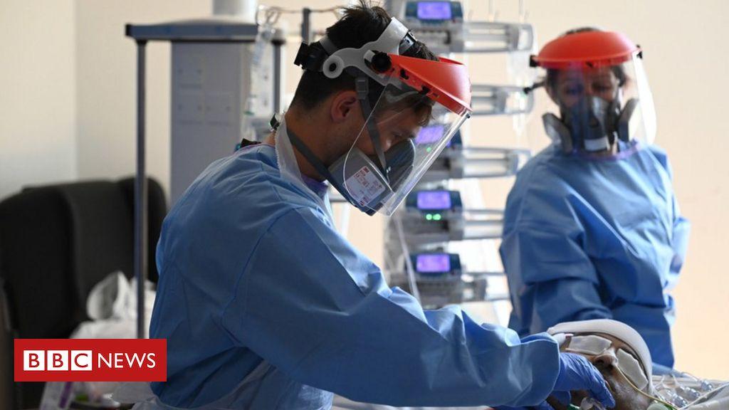 Coronavirus: Public spending on crisis soars to £190bn