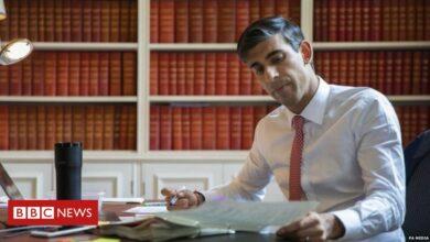 Photo of Coronavirus: Rishi Sunak to unveil 'kickstart careers scheme' for young individuals