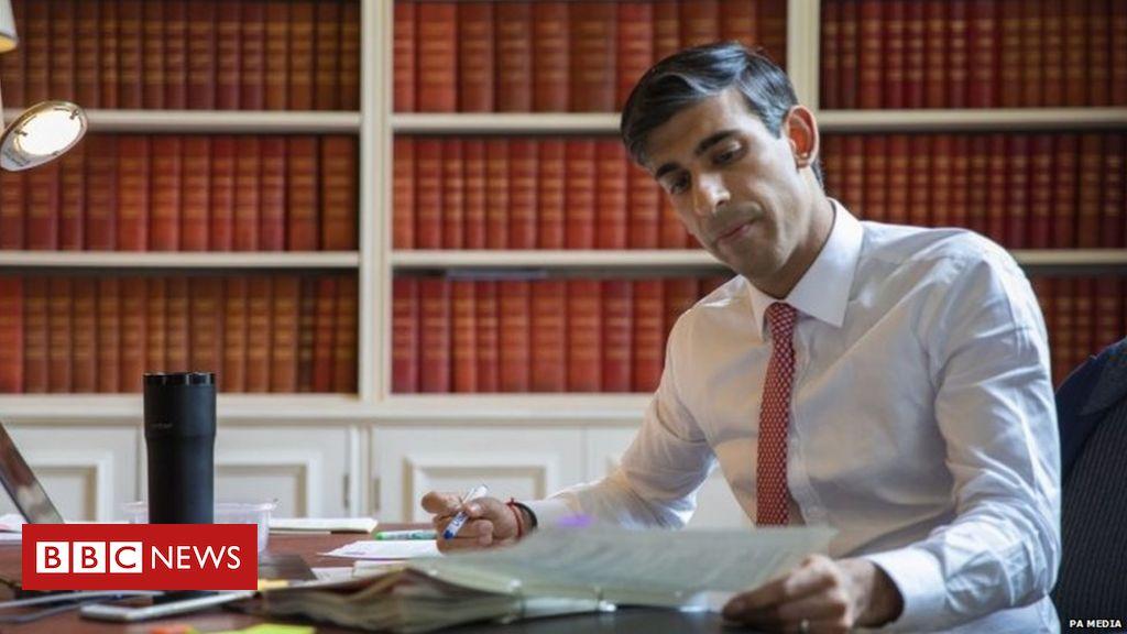 Coronavirus: Rishi Sunak to unveil 'kickstart jobs scheme' for young people