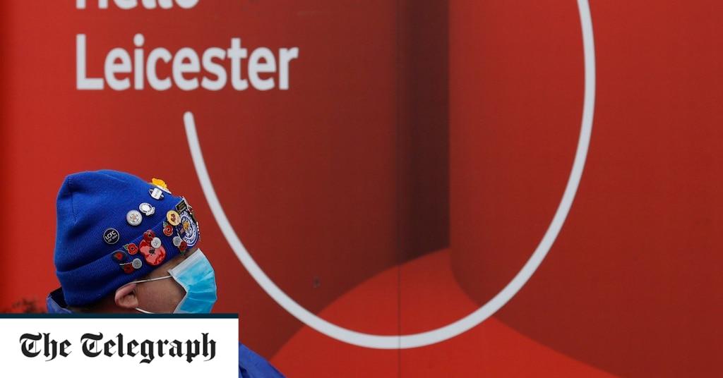 Coronavirus latest news:Belgium tells citizens to avoid locked-down Leicester