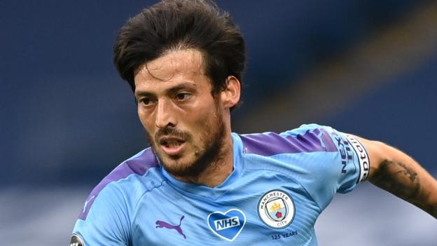 David Silva: Man City great prepares for final Premier League game