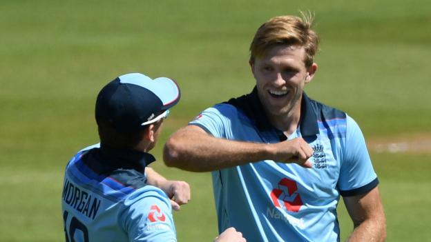 England v Ireland: Hosts wrap up six-wicket victory on ODI return