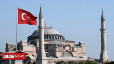 Photo of Hagia Sophia: Turkey turns legendary Istanbul museum into mosque