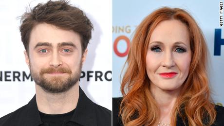 Daniel Radcliffe J.K. Rowling's tweets about gender identity