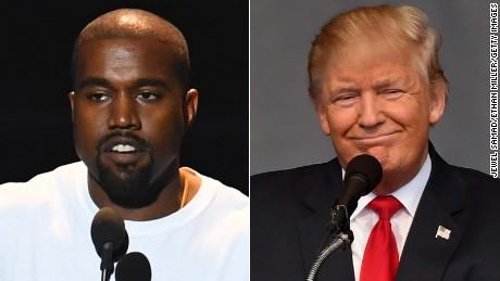 Kanye West says the Trump MAGA hat feels like 'Superman'