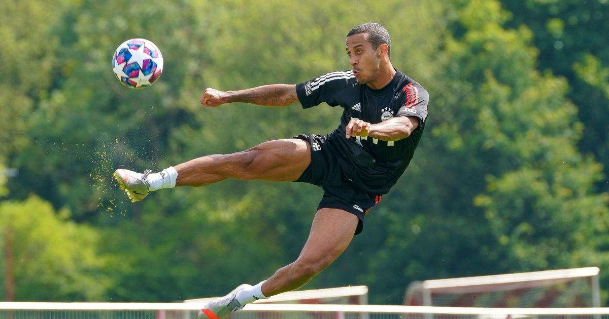 Liverpool transfer roundup: Thiago Alcantara latest as Klopp opens up on squad depth