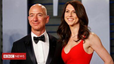 Photo of MacKenzie Scott donates $1.7bn considering that Amazon boss divorce