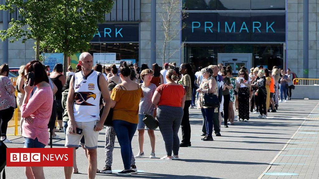 Retailers report sales jump in June, says trade body