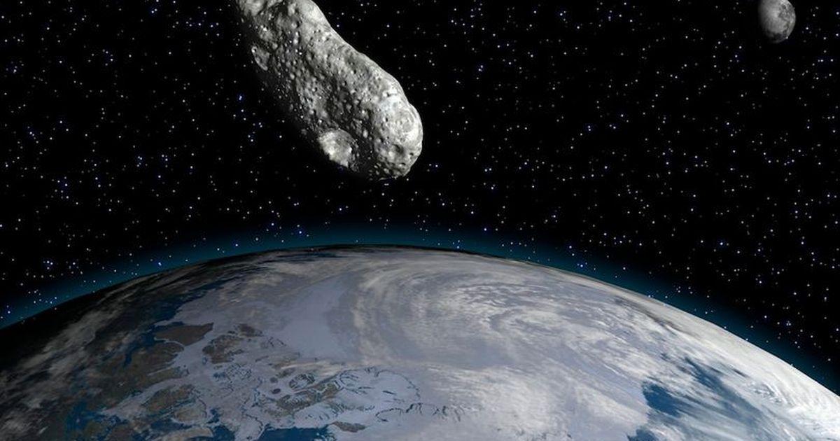 NASA warns asteroid bigger than London Eye heading close to Earth