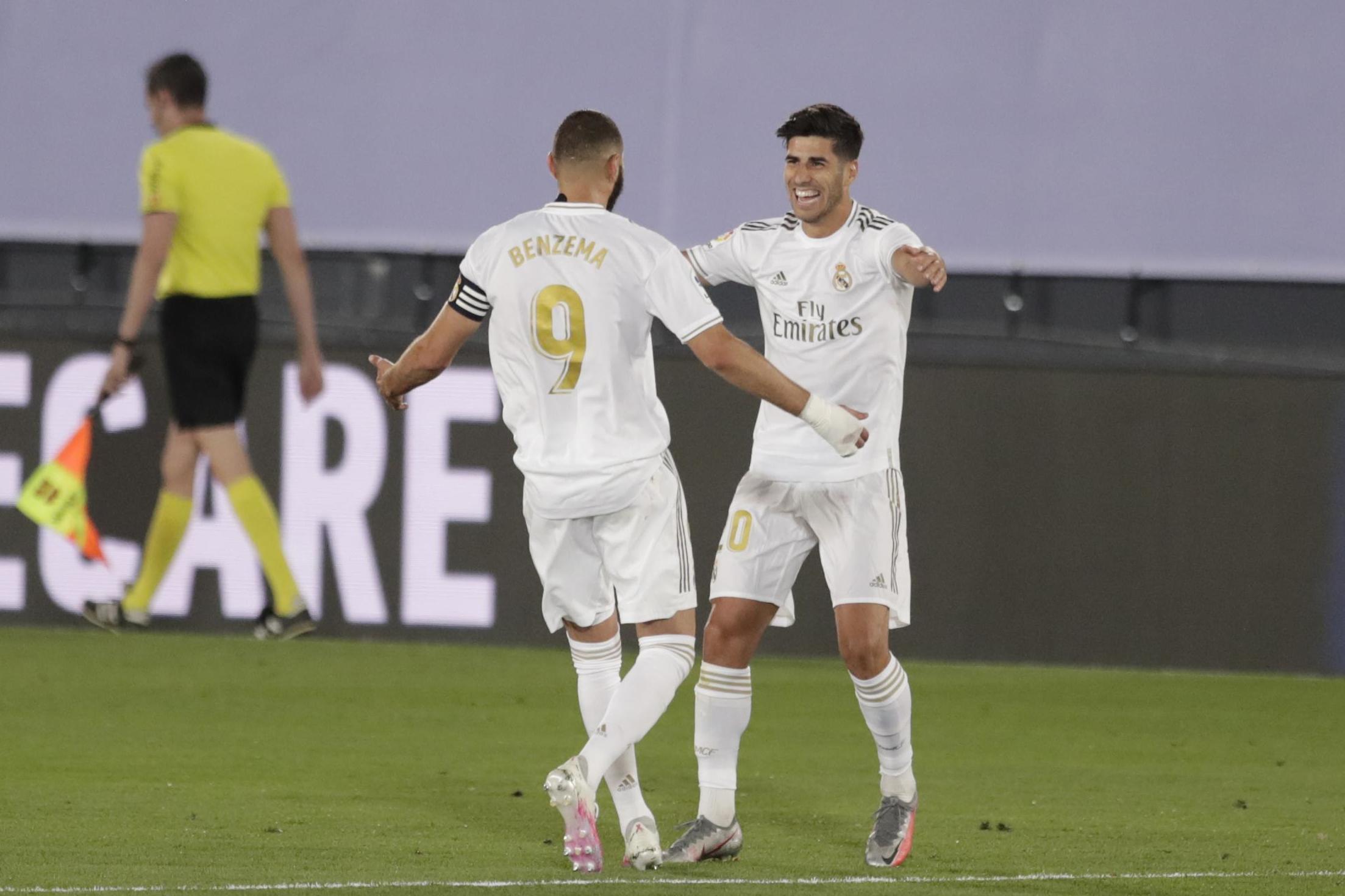 Real Madrid 2-0 Alaves result: Karim Benzema shines as Los Blancos edge closer to LaLiga title
