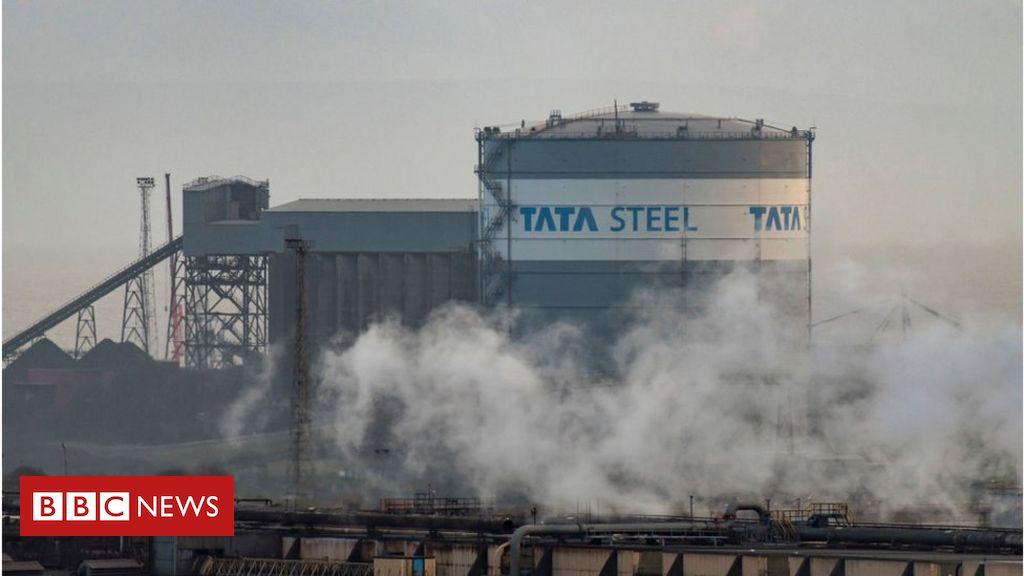 Tata Steel: Job fears at Port Talbot over furnace plan