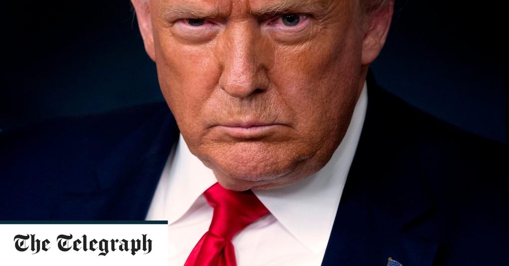 US suffers historic slump as Covid-19 devastates economy – live updates