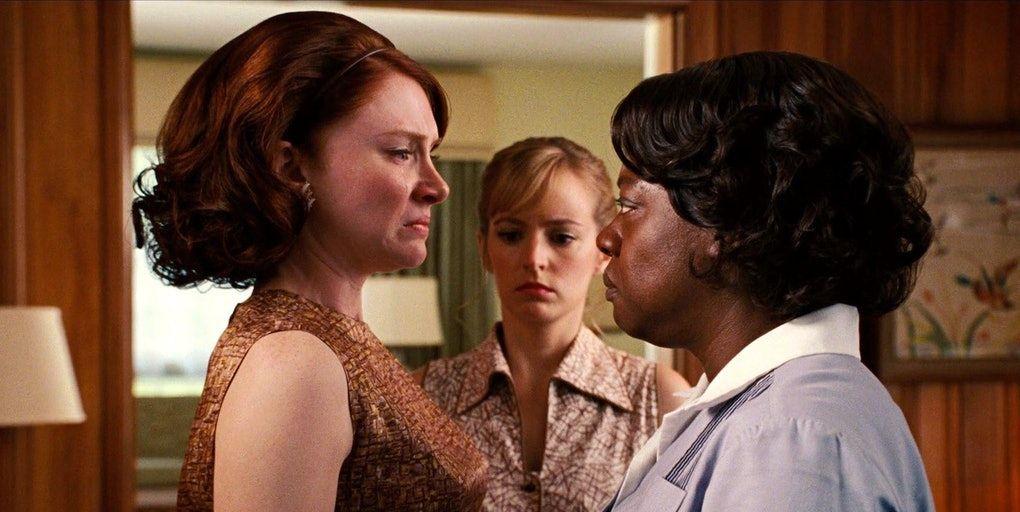 "Viola Davis felt like she ""betrayed herself"" starring in The Help"