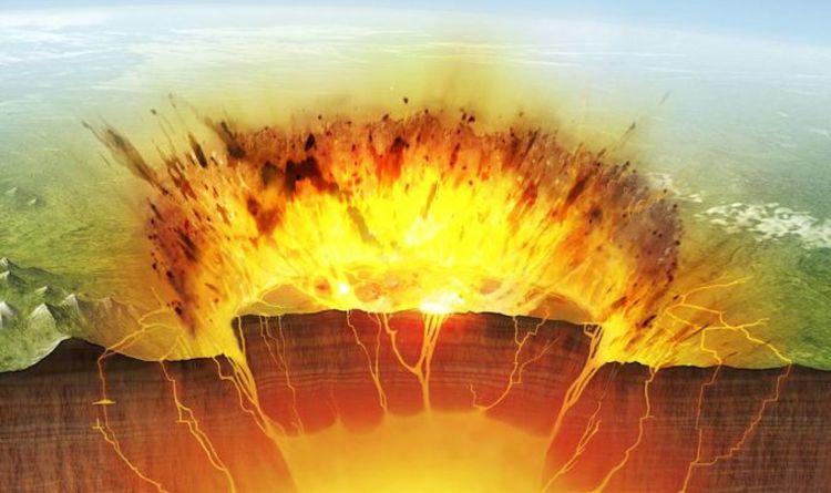 Yellowstone volcano latest: Idaho quake tremors spark concern over Supervolcano eruption | Science | News