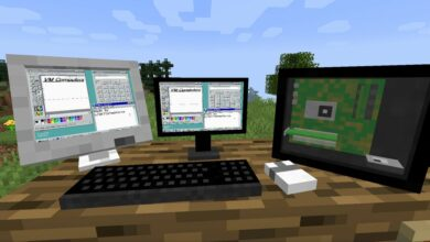 Photo of You can now boot a Home windows 95 Personal computer inside of Minecraft and engage in Doom on it