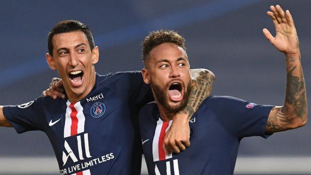 A new Neymar? PSG forward's impresses with attitude in Champions League semi-final win