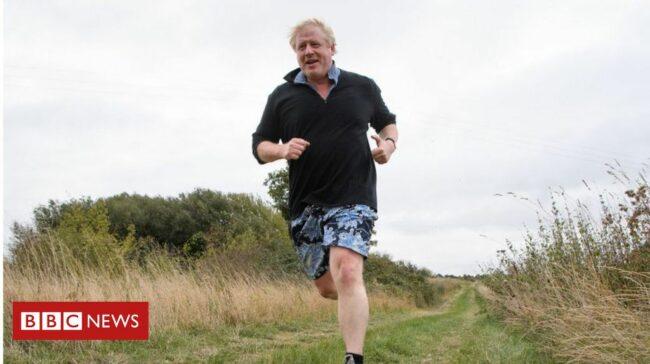 Boris Johnson hires personal trainer Harry Jameson
