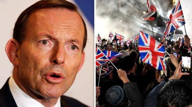 Brexit news: EU exit backing Tony Abbott hired by Boris Johnson as trade envoy   UK   News