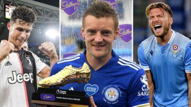 Photo of European Golden Shoe final standings and where Premier League winner Jamie Vardy ranks